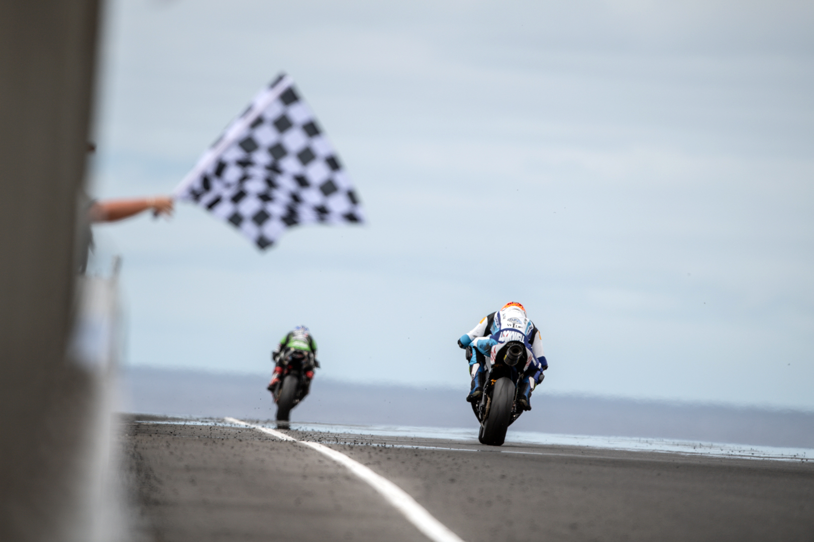 Jaimie van Sikkelerus - World Supersport Phillip Island 2019