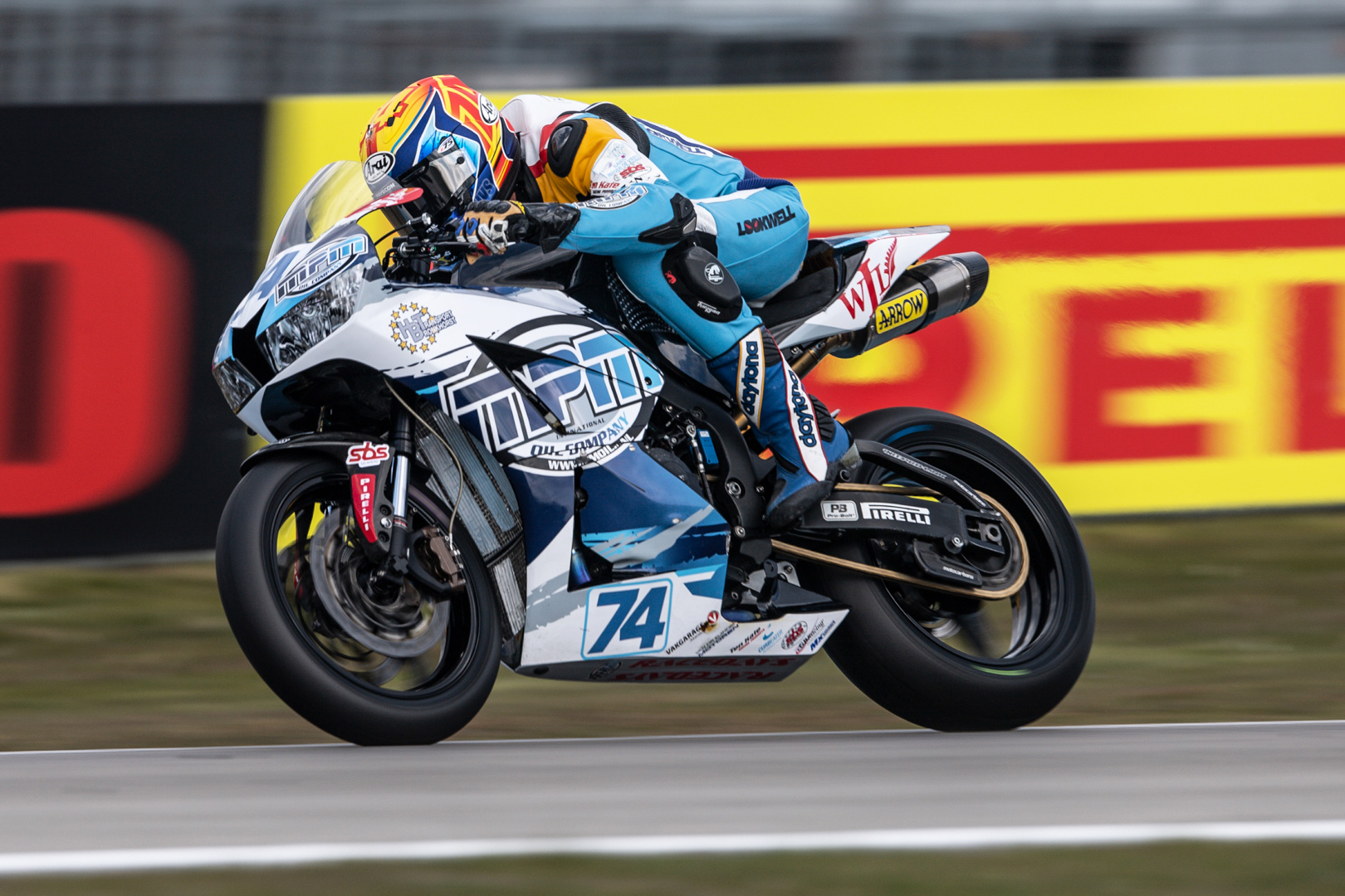 Jaimie van Sikkelerus - World Supersport Assen 2019